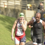 Why I Sobbed During My First Olympic Triathlon