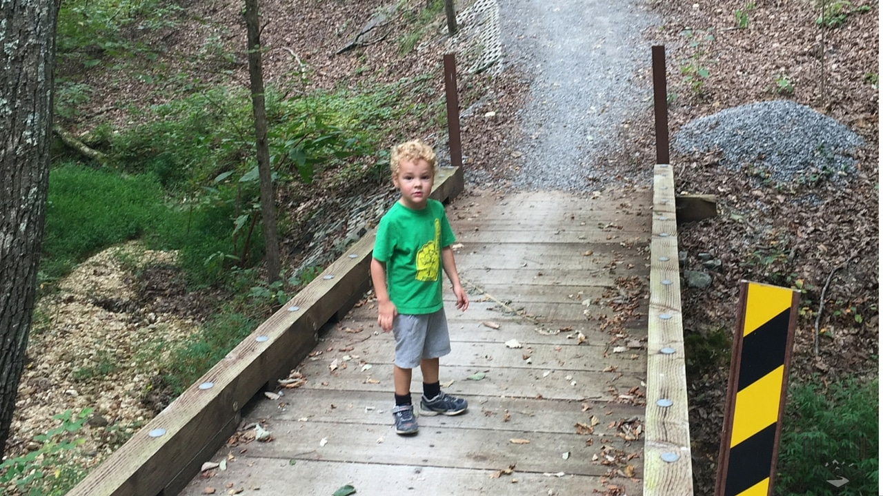 Tricks for Hiking With Small Kids https://wp.me/p5hM3U-h3