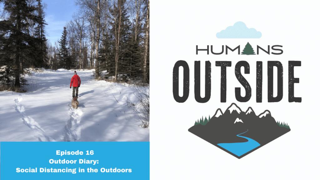 Outdoor Diary Social Isoalation