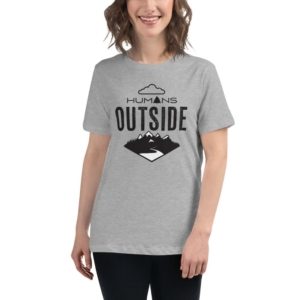 Humans Outside t-shirt
