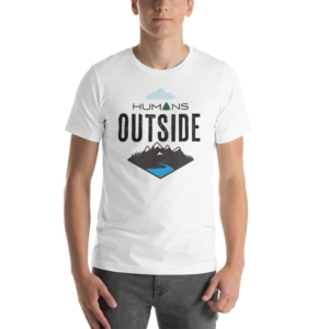 Humans Outside t-shirt
