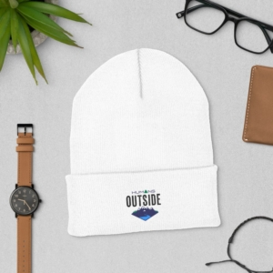 Humans Outside beanie