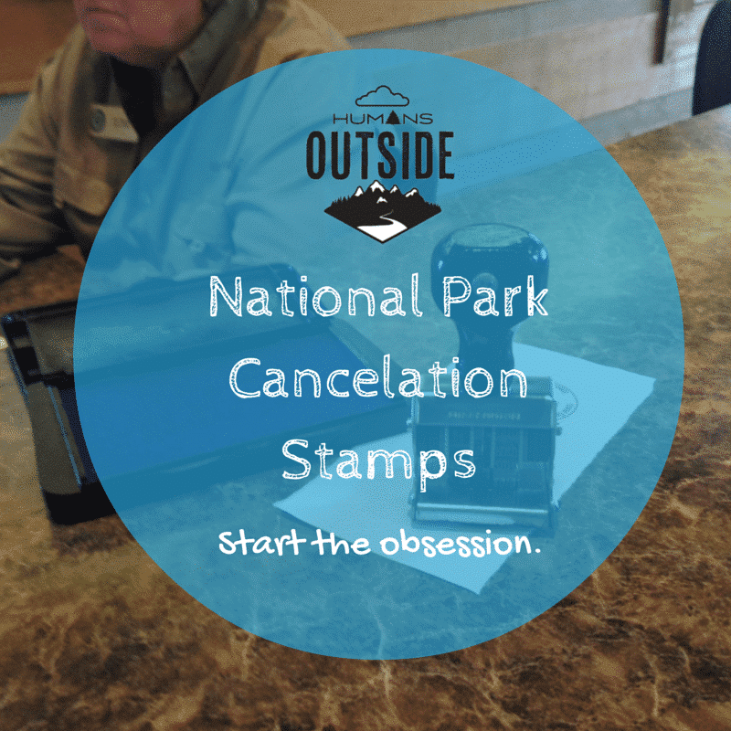 What is the National Park passport stamps program and why should you stop what you're doing and become obsessed now? We know: https://wp.me/p5hM3U-2n