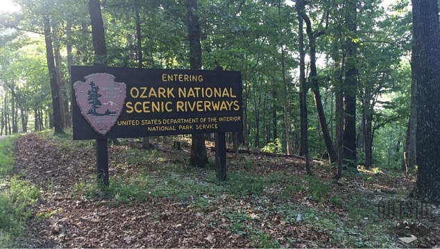 Construction at the Ozark National Scenic Riverways recreation area looks to restore a lodge constructed by the Civilian Conservation Corps. That important preservation project is put at serious risk -- as is visiting the park at all -- by the reckless games lawmakers play with government funding.