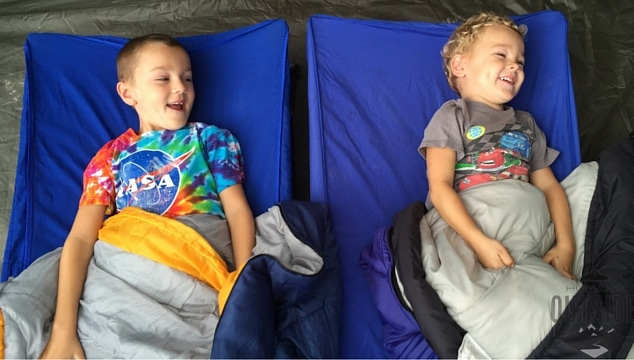 Camping with kids? We know what to pack. https://wp.me/p5hM3U-cy
