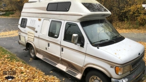 1997 Coachman Ford E250 5.4L V8