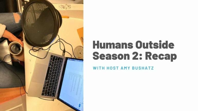 Season 2 Recap Humans Outside