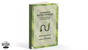 Nature Unplugged book