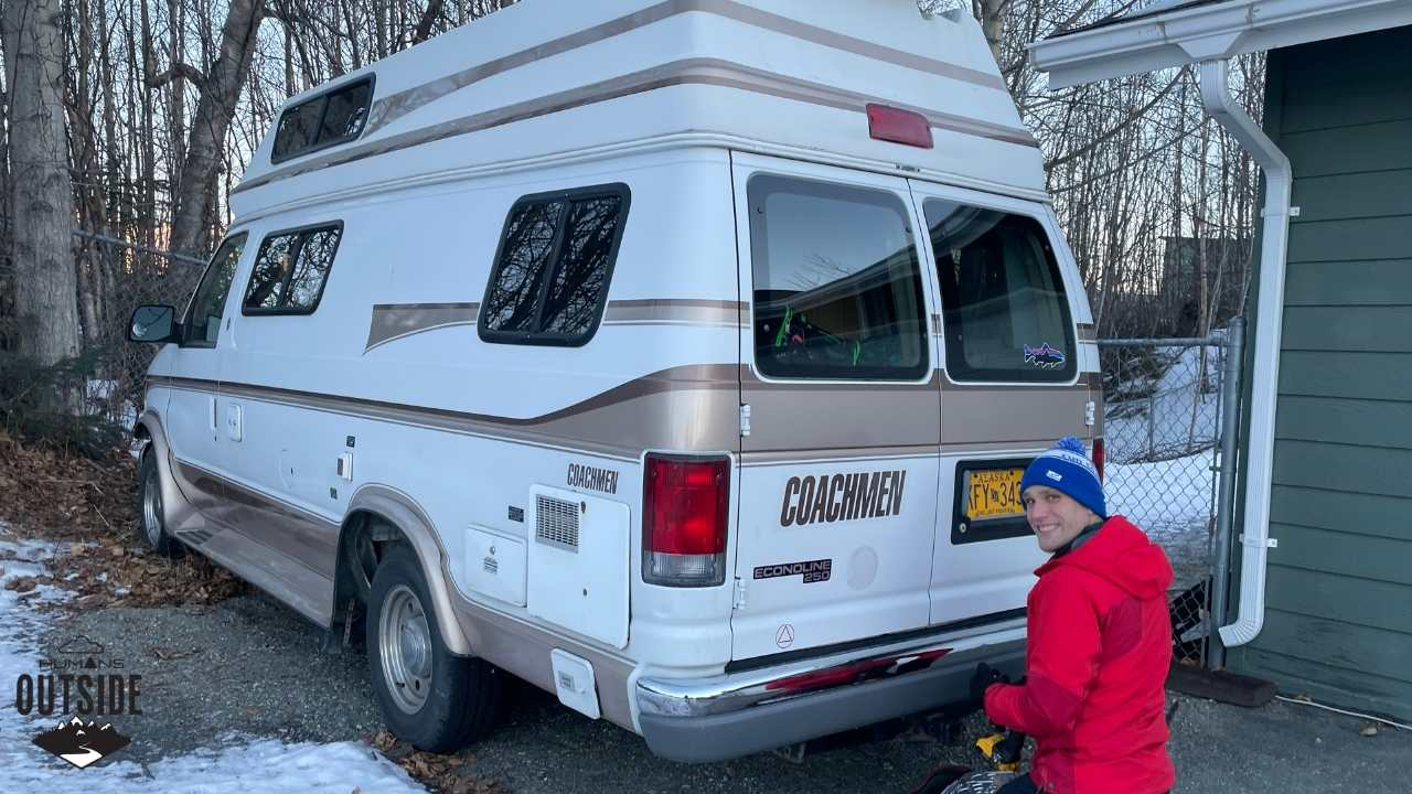 1997 Ford Coachman Conversion Camper Van Remodel
