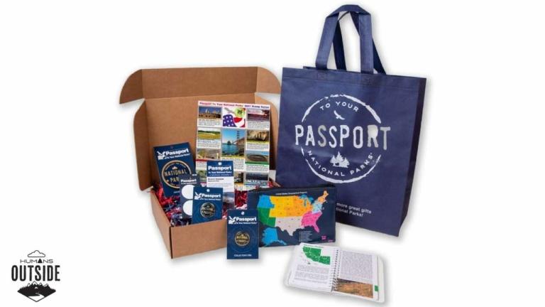 National Park Passport starter pack
